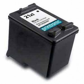 hp21XL BLACK INK