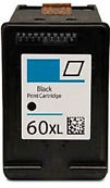 HP60xl black ink